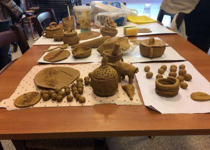 Corso di scultura Pergola