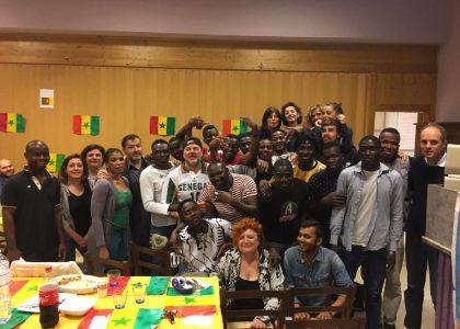 Festa Per il Senegal struttura di Pergola