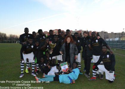 Vittoria Coppa edizione Pesaro